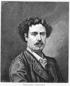 Mariano Fourtuny Portrait (Thumbnail)